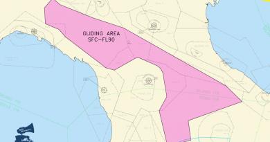 S14/19: dal 24 agosto al 14 settembre competizione di volo a vela da Pavullo