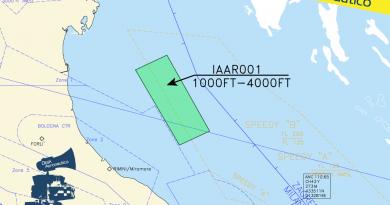 10/12 dicembre: attività di volo da portaerei sull'Adriatico