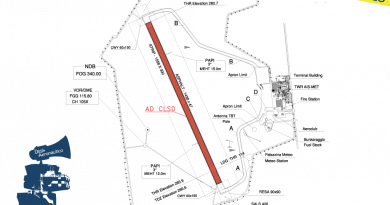 6 dicembre/28 febbraio: Foggia chiuso per lavori