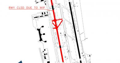 16 settembre/1 ottobre: pista 35L chiusa a Malpensa