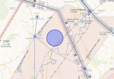 22/24 ottobre: lanci paracadutistici a nord di Roma